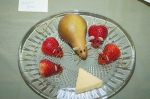 Fruit Mouse and Cheese